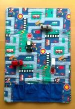 Kinderspieldecken für unterwegs