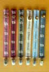 Nuggi-Bändel in diversen Farben
