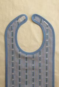 Kundenauftrag: XXL-Edelweisslätzchen mit Klettverschluss